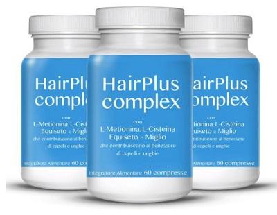 hairplus complex prezzo