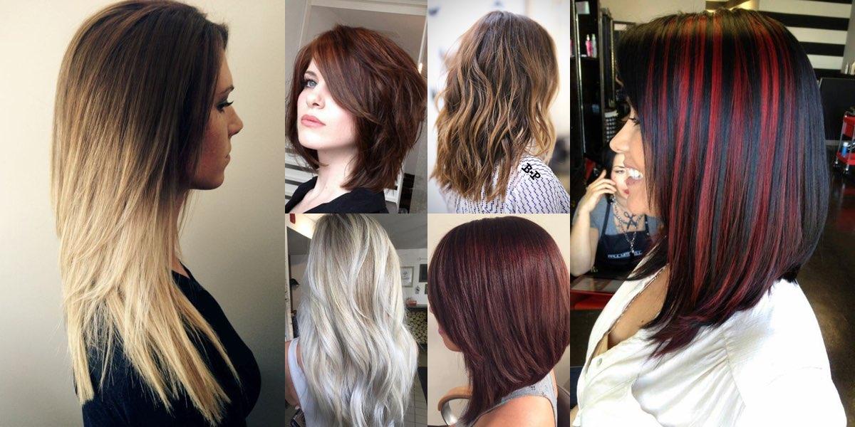 Tipi di tagli per capelli lunghi