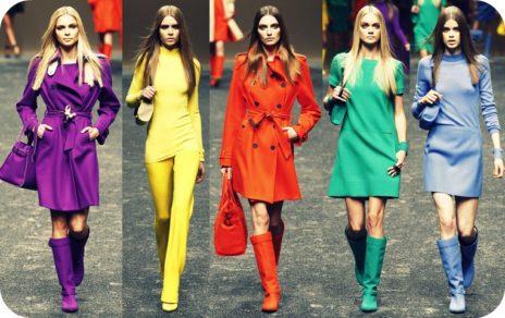 scegliere il colore dei vestiti