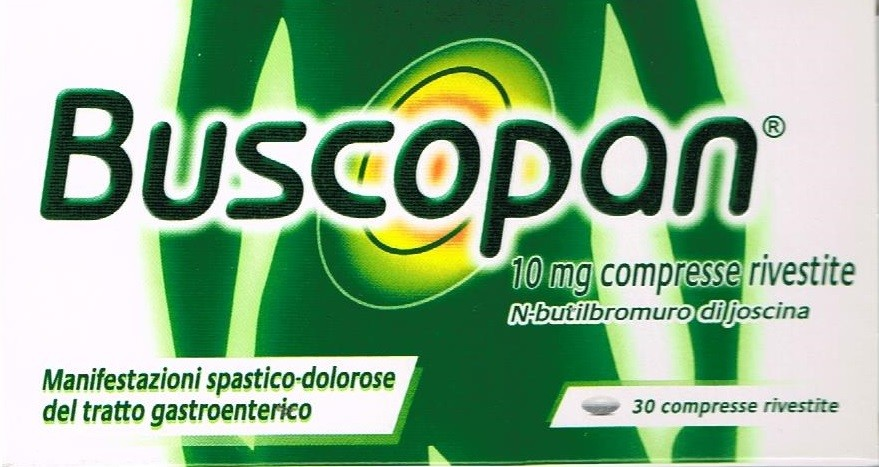 buscopan a cosa serve