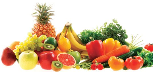 frutta e verdura rimettersi in forma