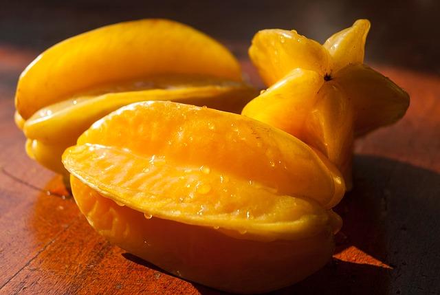 carambola frutto